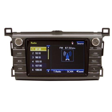 Штатний головний пристрій для Toyota RAV4 Прев'ю 5