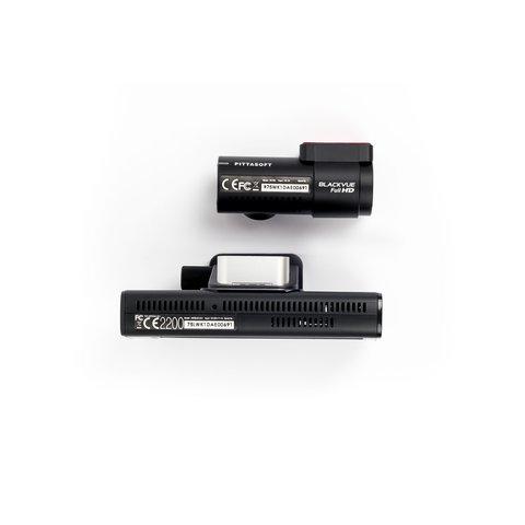 Двухканальный видеорегистратор с Wi-Fi BlackVue DR750LW-2CH Превью 4