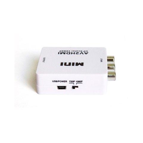 Конвертер видеосигнала CVBS в HDMI Превью 1