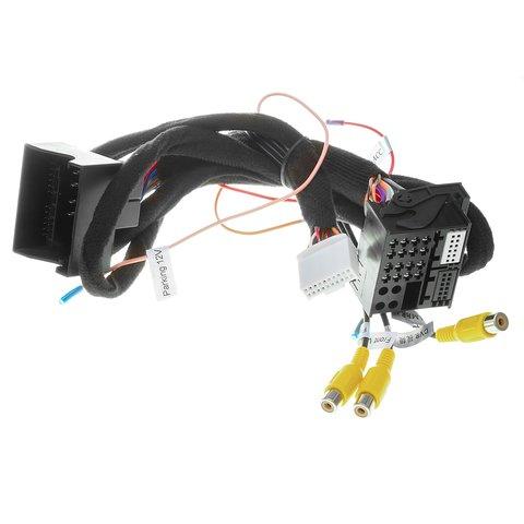 Адаптер подключения камеры заднего и переднего вида для BMW с системой NBT EVO Превью 2