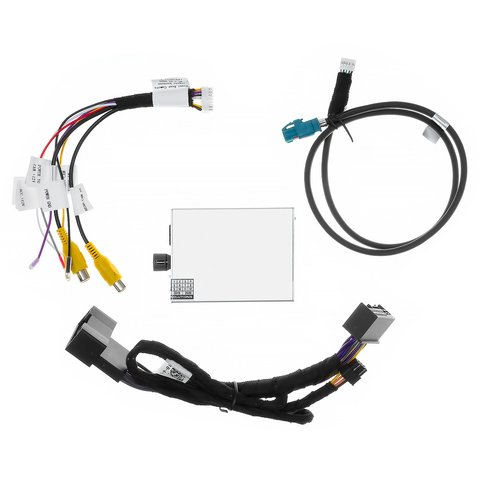 Rear View Camera Connection Adapter for Audi MMI 3G+, Volkswagen Touareg Preview 6