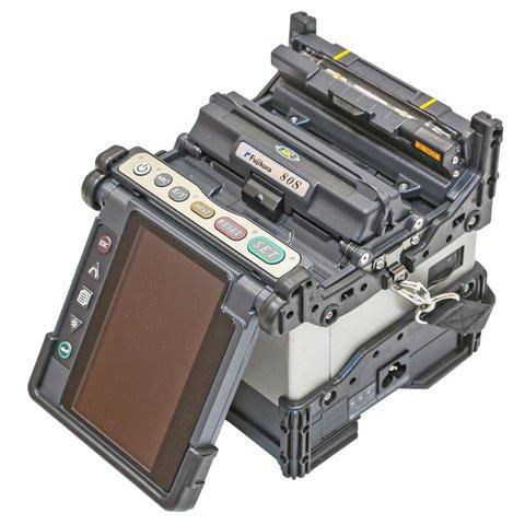 """Зварювальний апарат для оптоволокна Fujikura 80S+ """"Kit-A"""" Plus Прев'ю 8"""