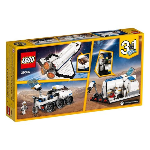 Конструктор LEGO Creator Космический исследовательский шаттл 31066 Превью 1