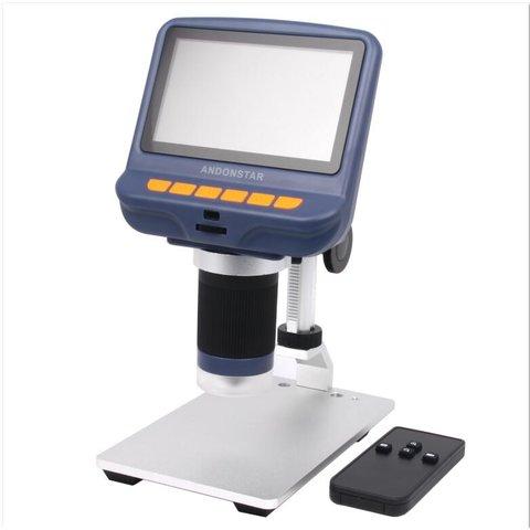 Цифровой микроскоп с дисплеем Andonstar AD106S Превью 3