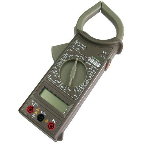 Digital Clamp Meter Pro'sKit 303-G266N Preview 1