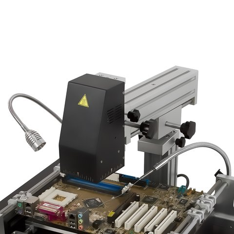 Infrared BGA Rework Station Jovy Systems Jetronix-Eco Preview 3