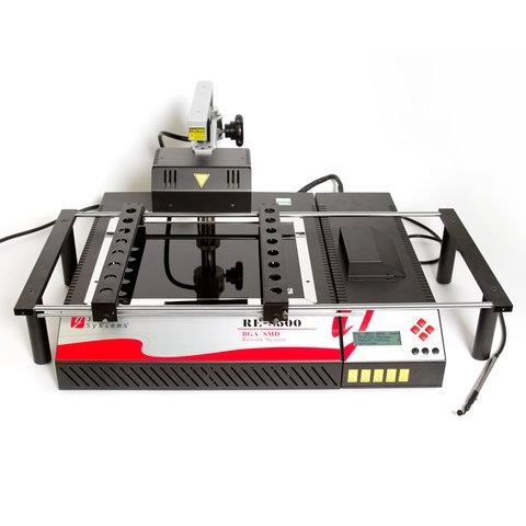 Estación de soldadura infrarroja Jovy Systems RE-8500 + Juego de accesorios para reballing - Vista prévia 2