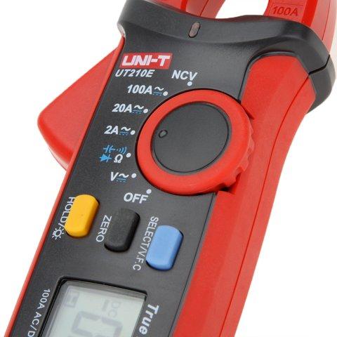 Digital Clamp Meter UNI-T UT210E Preview 1